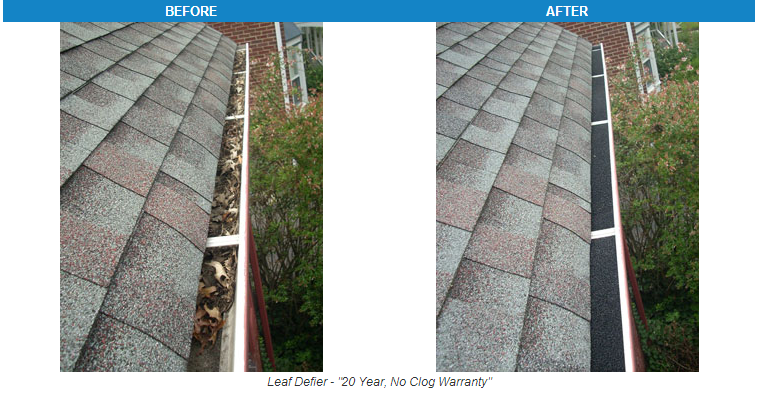 South Jersey Gutter Repair Amp Cleaning Gutter Guards